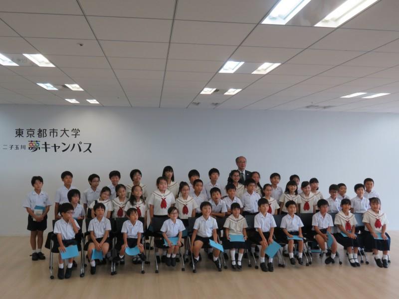 東京都市大学付属小学校 夏休み生活展 2017