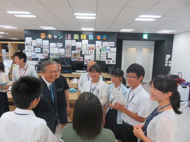 プラチナ未来人財育成塾@二子玉川 が夢キャンパスで開催されました