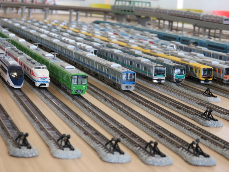 夢キャンパスで鉄道模型を走らせようⅡ